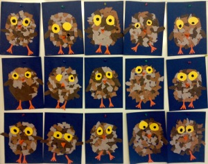 Division 15's owls