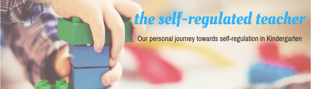 The Self-Regulated Teacher